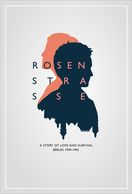 Rosenstrasse game cover