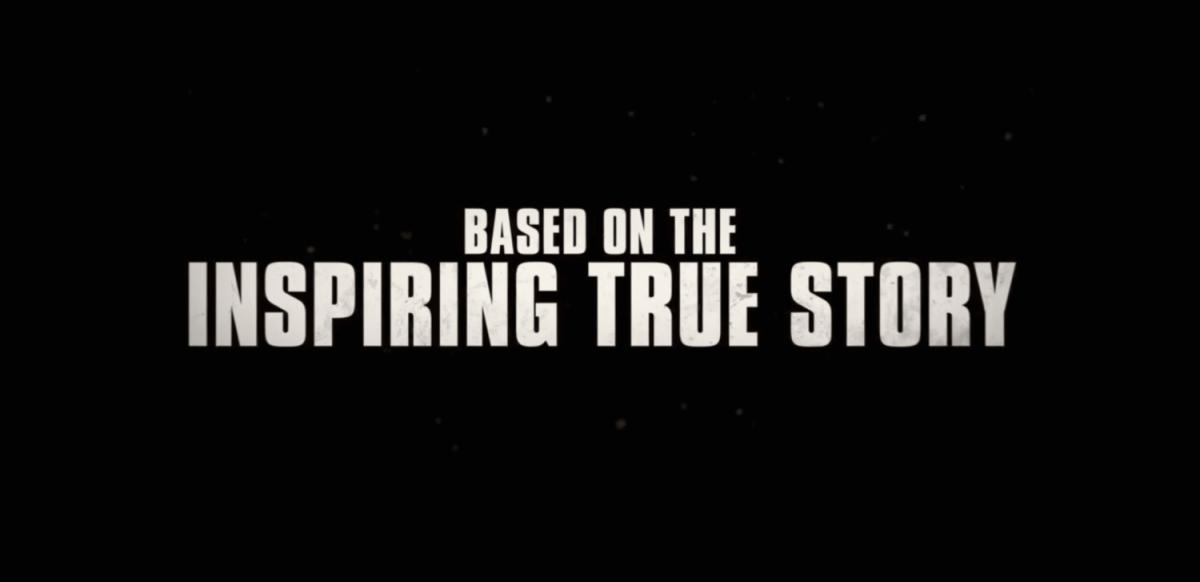 Based on the inspiring true story