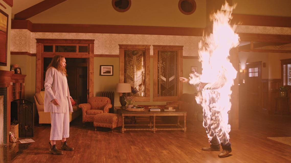 Still from the film Hereditary