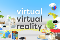 """Virtual Virtual Reality"" promotional image"