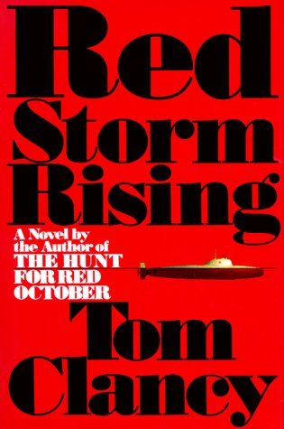 Cover of Red Storm Rising by Tom Clancy and Larry Bond
